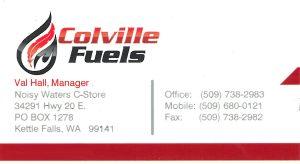 colvillefuels