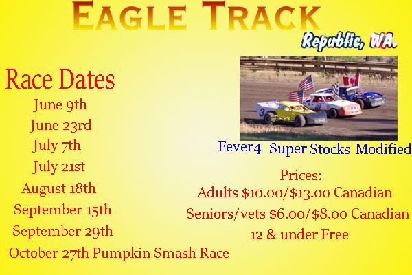 race dates